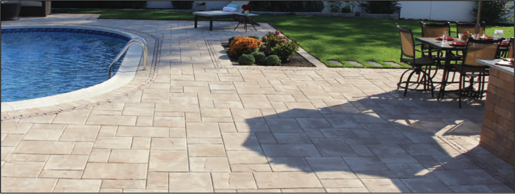 nicolock patio - choosing paver colors