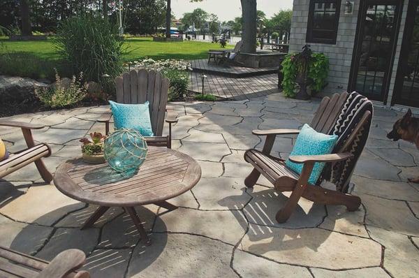 Nicolock creates beautiful outdoor living spaces.