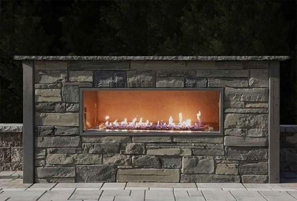 nicolock kalea bay fireplace