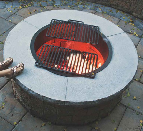 nicolock serafine fire pit
